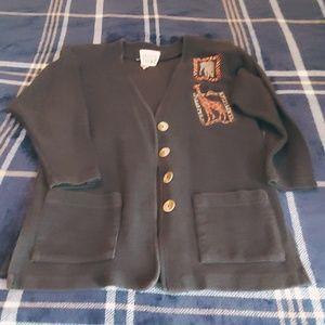 Other - Animal theme jacket